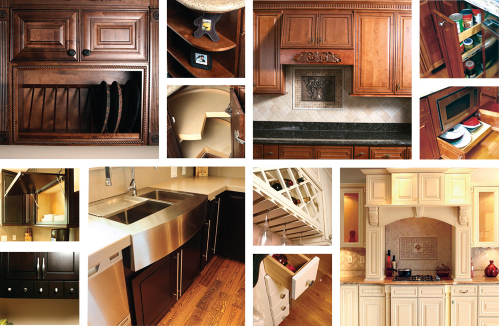 SPECIALITY CABINETS & SEMI-CABINETS