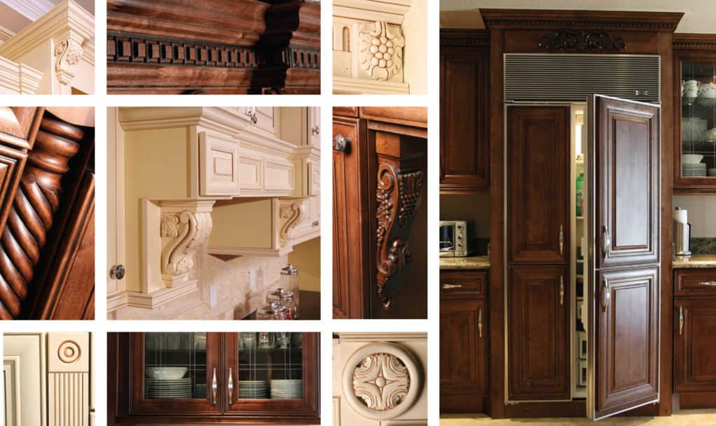 ACCESSORIES & MOLDINGS